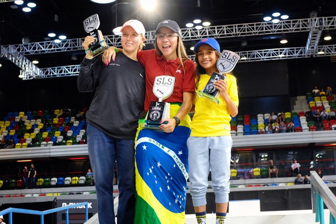 2019 SLS World Tour London Women's Final - Yeah Girl